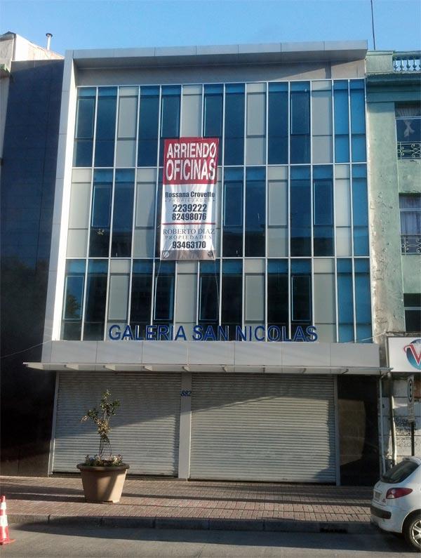 Edificio Galería San Nicolás