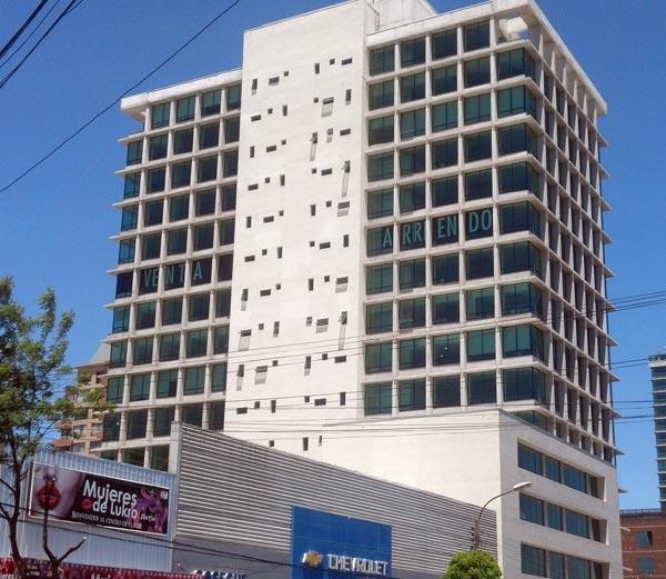 Edificio Neocentro, Concepción
