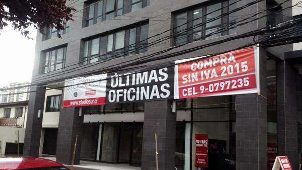 Edificio de oficinas Studio Sur, Concepción